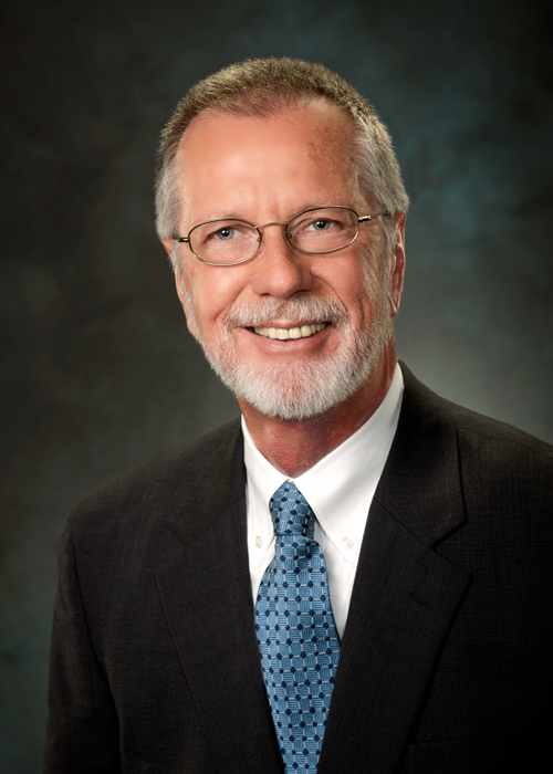 Interim Administrator Jerry Otten
