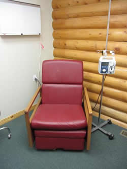 Physician Practice Infusion Chair